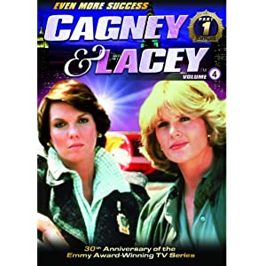 Cagney & Lacey: 4 Pt. I [DVD] [Import]
