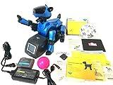 ソニーアイボERS-210 ロボット/バーチャルペット  カスタムペイント メタリックブルー