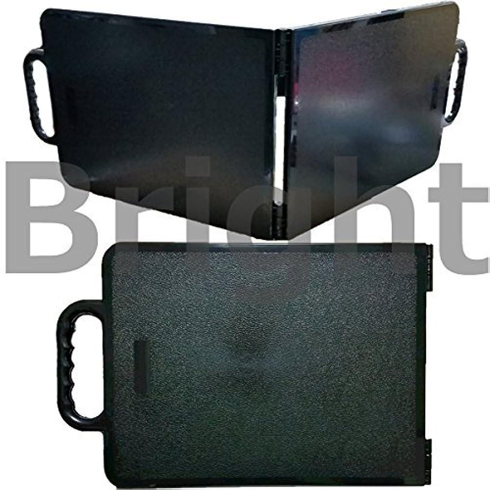 先史時代のすなわちキルトTBG 2面 バックミラー QD ブラック