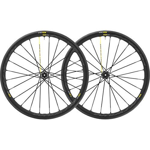 Mavic Ksyrium Pro Disc UST CL wheel-tyreシステムペアm-25