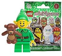 レゴ (LEGO) ミニフィギュア シリーズ11 ホリデー・エルフ 未開封品 (LEGO Minifigure Series11 Holiday Elf) 71002-7