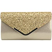 Kadell Evening Envelope Handbag for Women Fashion Chain Bag Ladies Clutch Bag Evening Party Bag
