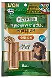 ペットキッス (PETKISS) 犬用おやつ 食後の歯みがきガム プレミアム 6本入