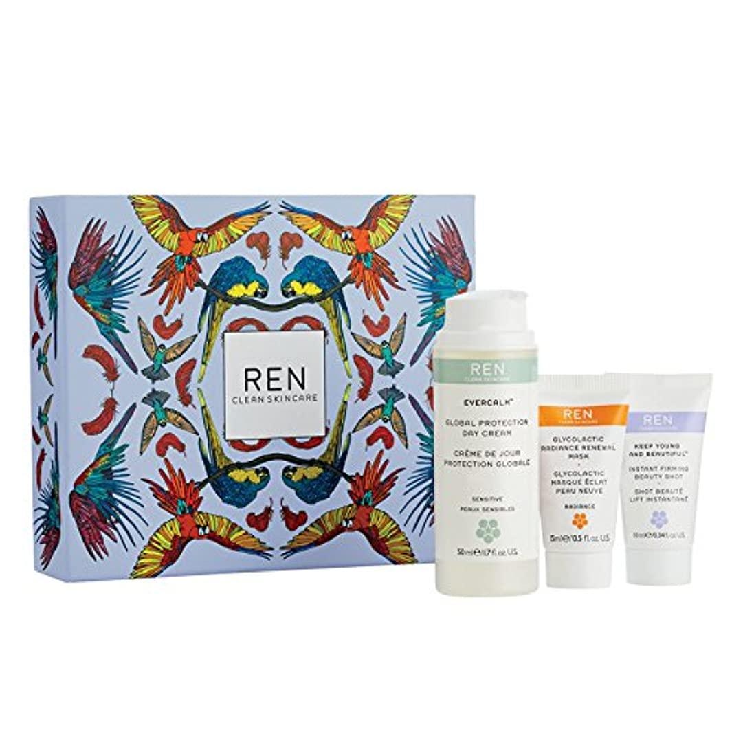 めまいがディーラーおもしろいREN - All Is Calm, All Is Bright Gift Set