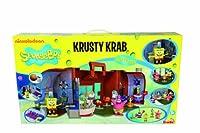 Simba Smoby Spongebob Krusty Krab Playset by Simba Toys [並行輸入品]