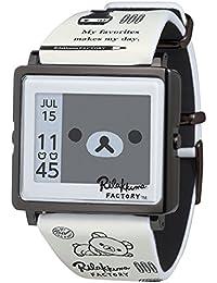 [エプソン スマートキャンバス]EPSON smart canvas リラックマファクトリー 腕時計 W1-RK10410