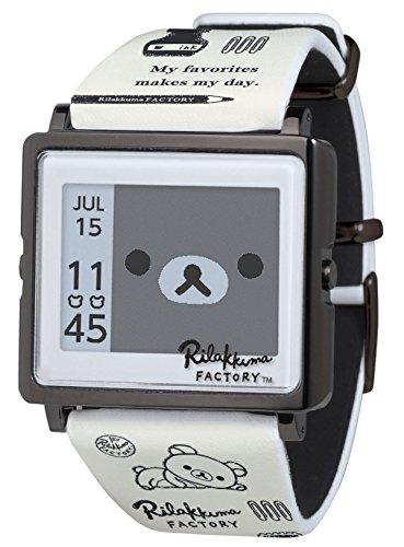 [エプソン スマートキャンバス]EPSON smart canvas リラックマファクトリー 腕時計 W1-RK10410の詳細を見る