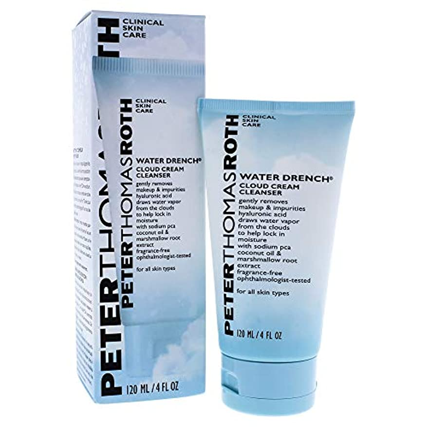 コンプリート丁寧有名なPETER THOMAS ROTH - Water Drench Hyaluronic Cloud Cream Cleanser