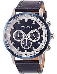 [ポリス]POLICE 腕時計 MOMENTUM PL.15000JSTBL/03 メンズ 【正規輸入品】