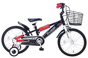 My Pallas(マイパラス) 子ども用自転車 MD-10 16インチ ブラック