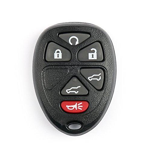 [해외]Bruce &  Shark (브루스 상어) 자동차 자동차 6 버튼 원격 무선 도어 키 쉘 케이스 GMC 유콘 시보레 서버 번에/Bruce & Shark (Bruce · Shark) Car · Automotive 6 Button Remote Keyless Key Shell Case for GMC Yukon Chevrolet Suburban