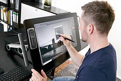 『ワコム Wacom Cintiq Pro 24専用スタンド Wacom Ergo Stand ブラック ACK62801K』の5枚目の画像
