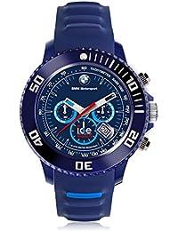 [アイスウォッチ]ICE-WATCH BMW Motorsport by Ice-Watch - Chrono - Dark & Light blue - Big BM.CH.BLB.B.S.14  【正規輸入品】