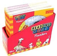 ETA hand2mind Readingロッドリーダー高度な母音Masteryのセット18Books)