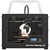 [国内出荷、安心の1年間保障付き!]MakerBot デスクトップ 3Dプリンタ Replicator 2X