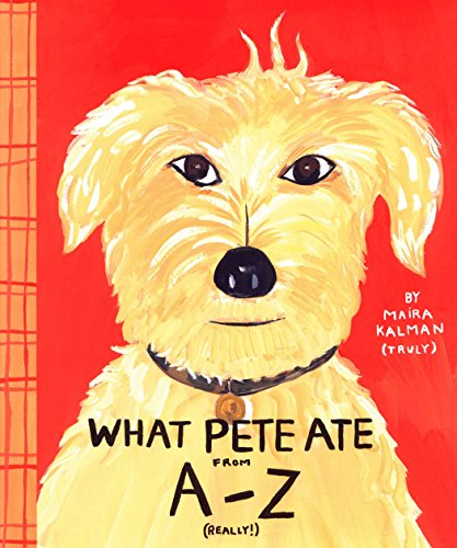 Download What Pete Ate From A to Z (English Edition) B01NBZXN94