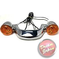 バイク ハーレー LEDテール/リア ウインカー&テール 一体型/ナンバー灯付き/バレットリアライトバー/FLHX/FLHTC/FLTR/FLHR,CVO/