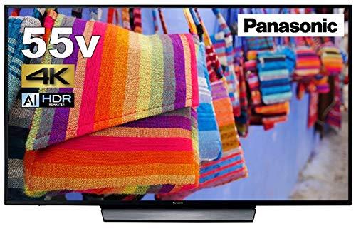 パナソニック 55V型 4Kチューナー内蔵 液晶テレビ ビエラ HDR対応 TH-55GX850