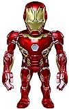 アーティストMIXアベンジャーズ/エイジ・オブ・ウルトロン TOUMAxアイアンマン・マーク45 高さ約13センチ プラスチック製 塗装済み首振りフィギュア
