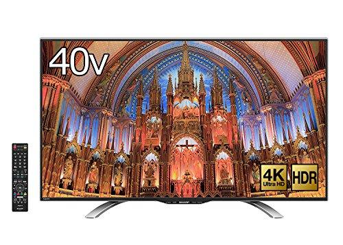 シャープ 40V型 4K対応 液晶 テレビ AQUOS LC-40U30 リッチカラ―テクノロジー搭載