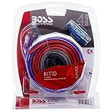 BOSS Audio KIT10 4 Gauge Amplifier Installation Kit by Boss Audio [並行輸入品]