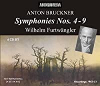 Bruckner: Symphonies 4-9 by Berliner Philharmoniker (2007-07-28)