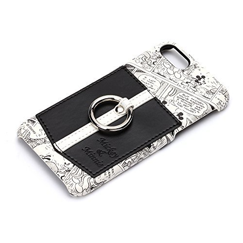 PGA iPhone 8/7用 ハードケース ポケット&リン...