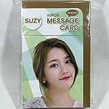 SUZY (スジ - miss A)/フォトメッセージカード30枚セット - Photo Me...