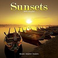 Sunsets Calendar 2019