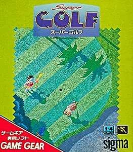 スーパーゴルフ 【ゲームギア】