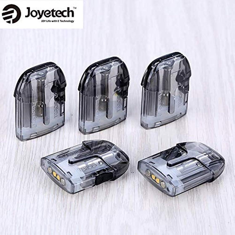 運動する成分むしゃむしゃJoyetech TEROS Cartridge 2ml アドマイザー 正規品 ジョイテックTEROS 交換用カートリッジ ポッド (5個入り)