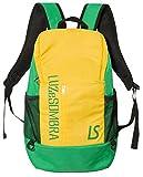 LUZeSOMBRA(ルースイソンブラ) MOBILITY バックパック S1711700 Fサイズ イエロー/グリーン
