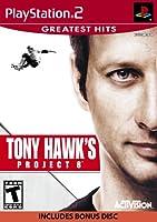 Tony Hawk's Project 8(PS2 輸入版 北米)日本版PS2動作可(要SwapMagic)