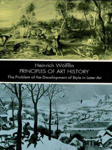 wolfflin s principles five contrary percepts between