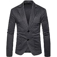 [シュバリアン] 柔らか素材 カジュアル テーラード ジャケット 長袖 アウター スーツ メンズ ファション