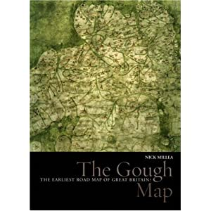 The Gough Map: The Earliest Road Map Of Great Britain (Treasures from the Bodleian Library)