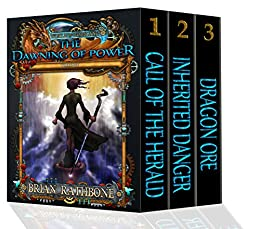 The Dawning of Power: Young Adult Epic Fantasy Bundle (The World of Godsland Bundle Series Book 1) by [Rathbone, Brian]