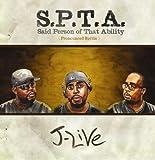 S.P.T.A. SAID PERSON OF THAT ABILITY (S.P.T.A. セッド・パーソン・オブ・ザット・アビリティー) (直輸入盤・帯付き)