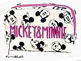 ディズニー ペンポーチ ミッキー&ミニー/フェイス(14380)