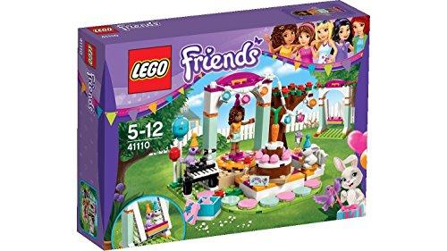 レゴ (LEGO) フレンズ バースデーパーティー 41110