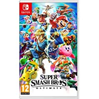 Super Smash Bros. (Nintendo Switch) - Imported from England