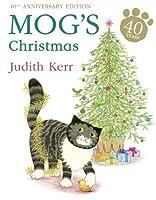 Mog?? Christmas by Judith Kerr(2010-09-30)