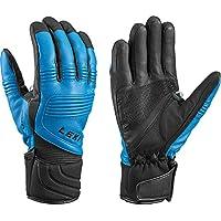 Leki gants pour homme 632-88173 skigloves platinum s (noir) 8 Noir - Noir