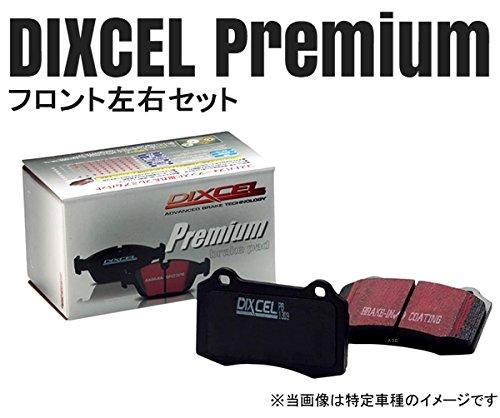 DIXCEL プレミアムタイプ フロント VOLVO V70(2) R AWD【型式SB5254AW 年式04/11~07/11 BREMBOキャリパ】