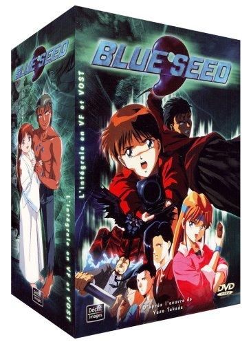 Blue Seed - L'intégrale, Coffret 5 DVD (26 épisodes)