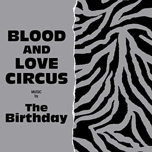 BLOOD AND LOVE CIRCUS(初回限定盤)(DVD付)の詳細を見る