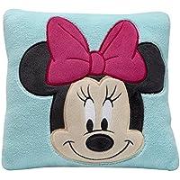 Disney Minnie Decorative Pillow, Turquoise by Disney