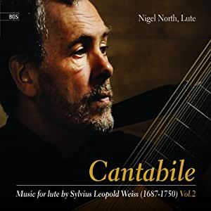 Cantabile: Music for Lute Vol. 2