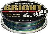 ダイワ  ライン 棚センサーブライト+Si 6.0号  300m