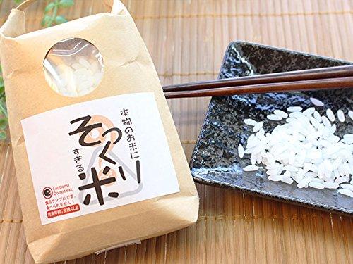 食品サンプル パーツ 本物のお米にそっくり過ぎる米 (200...